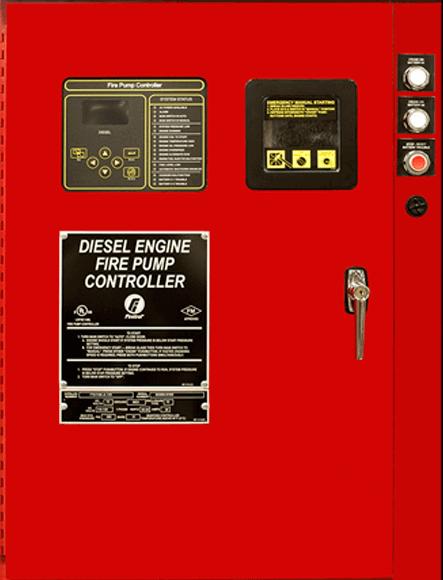 fire controller