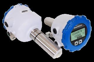 insertion magnetic flow meter