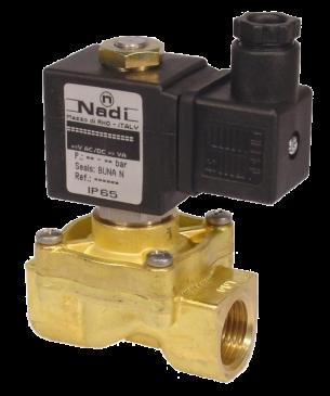 L89 Nadi solenoid valve Double way