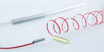 Metal sleeve- Cable resistance thermometer