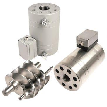 VSE Helical Screw Oil Flow Meter Seri RS