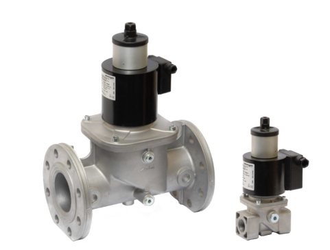 Delta Elektrogas- VML Safety Solenoid Valve For gas
