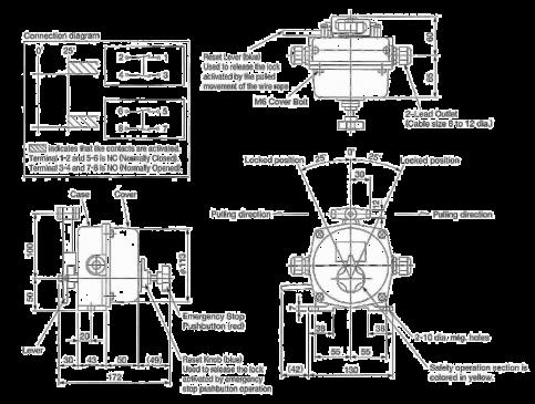 Dimension Of Matsushima PULLSTOPS