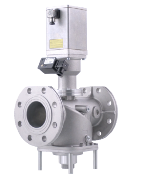 VMH Elektrogas Safety Automation Valve