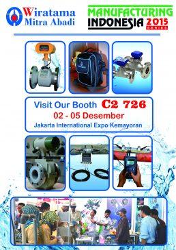 Exhibition manufacturing indonesia 2015