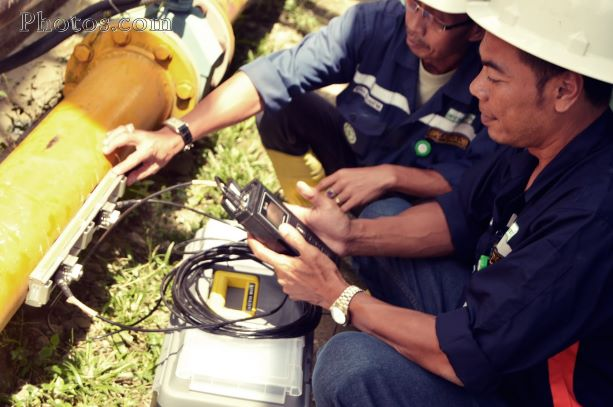 Pemasangan Flowmeter
