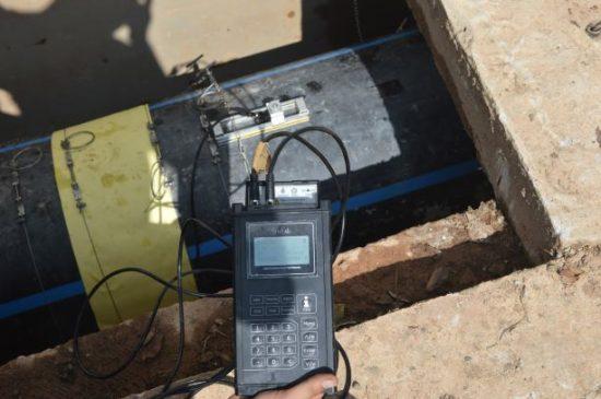 Sitelab ultrasonic Portable flow meter