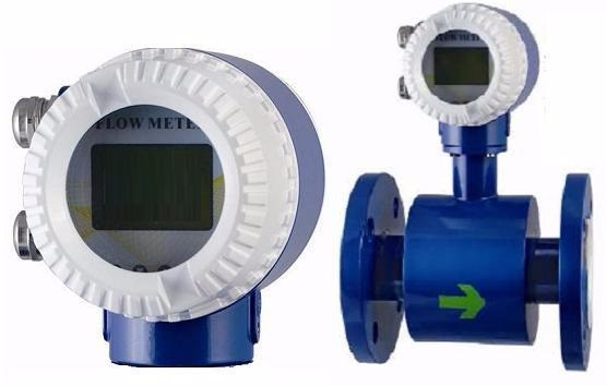 Water Flow meter Electromagnetic WMAG 30