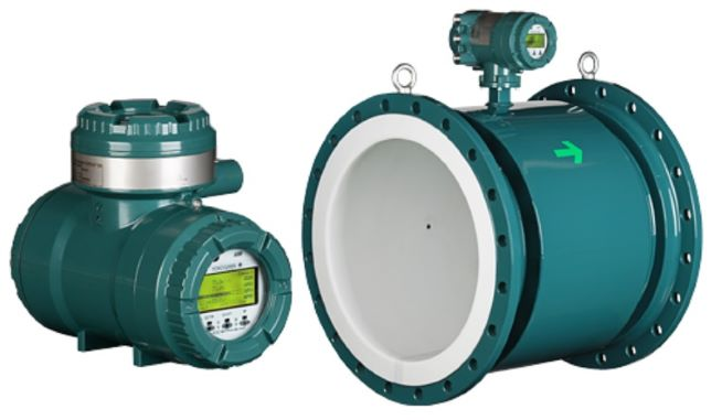 Yokogawa electromagnetic flow meter
