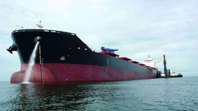 Ballast Ship
