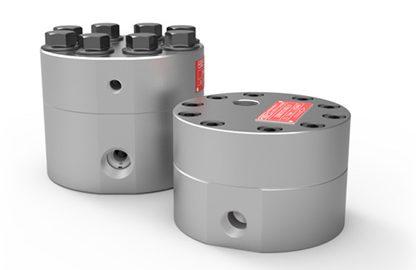ZHM CI Series Kem Kupper Gear Flow Meters