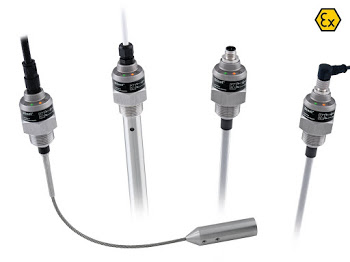 Capacitive level sensors DLS – 35 Dinel