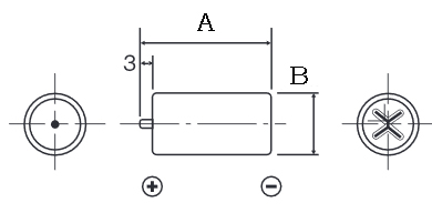 Dimension Toshiba Lithium