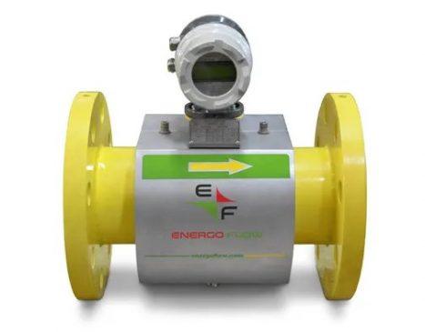 Energoflow GFE-201H, GFE-202H ULTRASONIC GAS FLOWMETERS