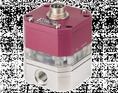 Kobold LFM Dual-Ring Piston-Pendulum-Flowmeter Low Volume