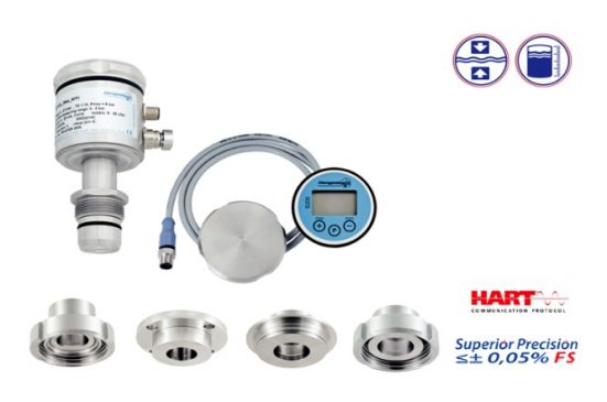 Pressure and Level Transmitter PZT 200/201