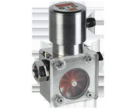 Kobold DRH Rotating Vane Flowmeters