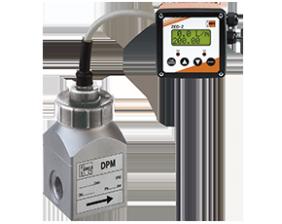Kobold DPM Rotating Vane Flowmeters