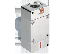 Kobold DFT Pulse Output Rotating Vane Flowmeter
