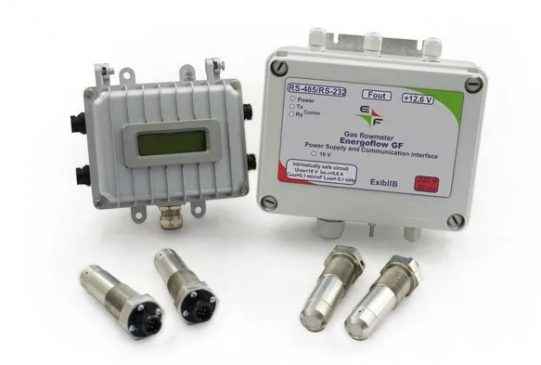 Ultrasonic Gas Flow Meters Energoflow GFE-211, Energoflow GFE-212