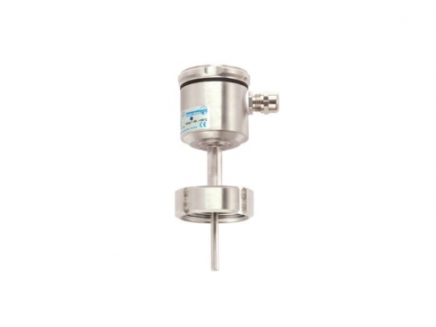 Flange resistance thermometer - TP 17 / TP 18