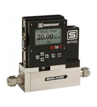 Sierra SmartTrak® 100 HP Ultra-High Pressure Digital Gas Mass Flow Meters