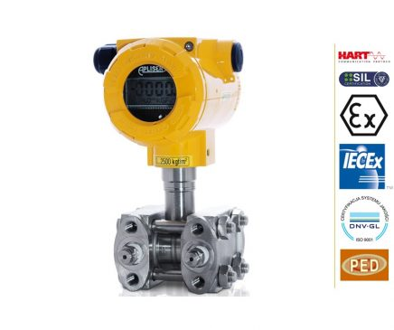 Aplisens Smart differential pressure transmitterAPRE-2000 ALW