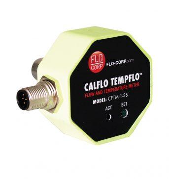 CalFlo™ CFTM Thermal Mass Flow and Temperature Meter