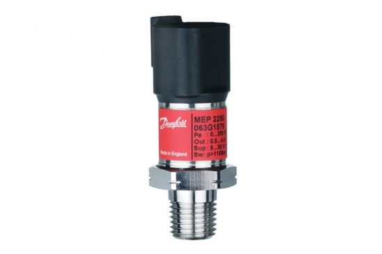 Danfoss MEP Electronic Pressure Switches