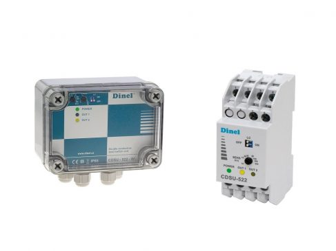 Level control relay CDSU