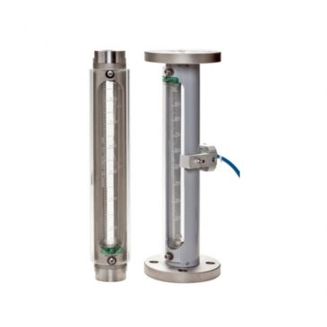 Bamo Variable Area Glass Flow Indicators E Series