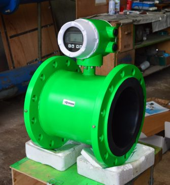 wmag21 magnetic flow meter