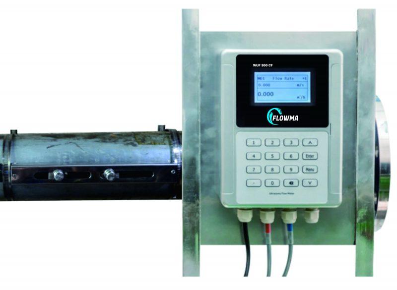 Flowma WUF 300CF ultrasonic flow meter