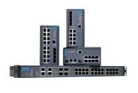 B+B SmartWorx Managed Ethernet Switches