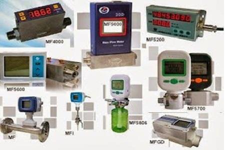 Siargo thermal mass flow meter